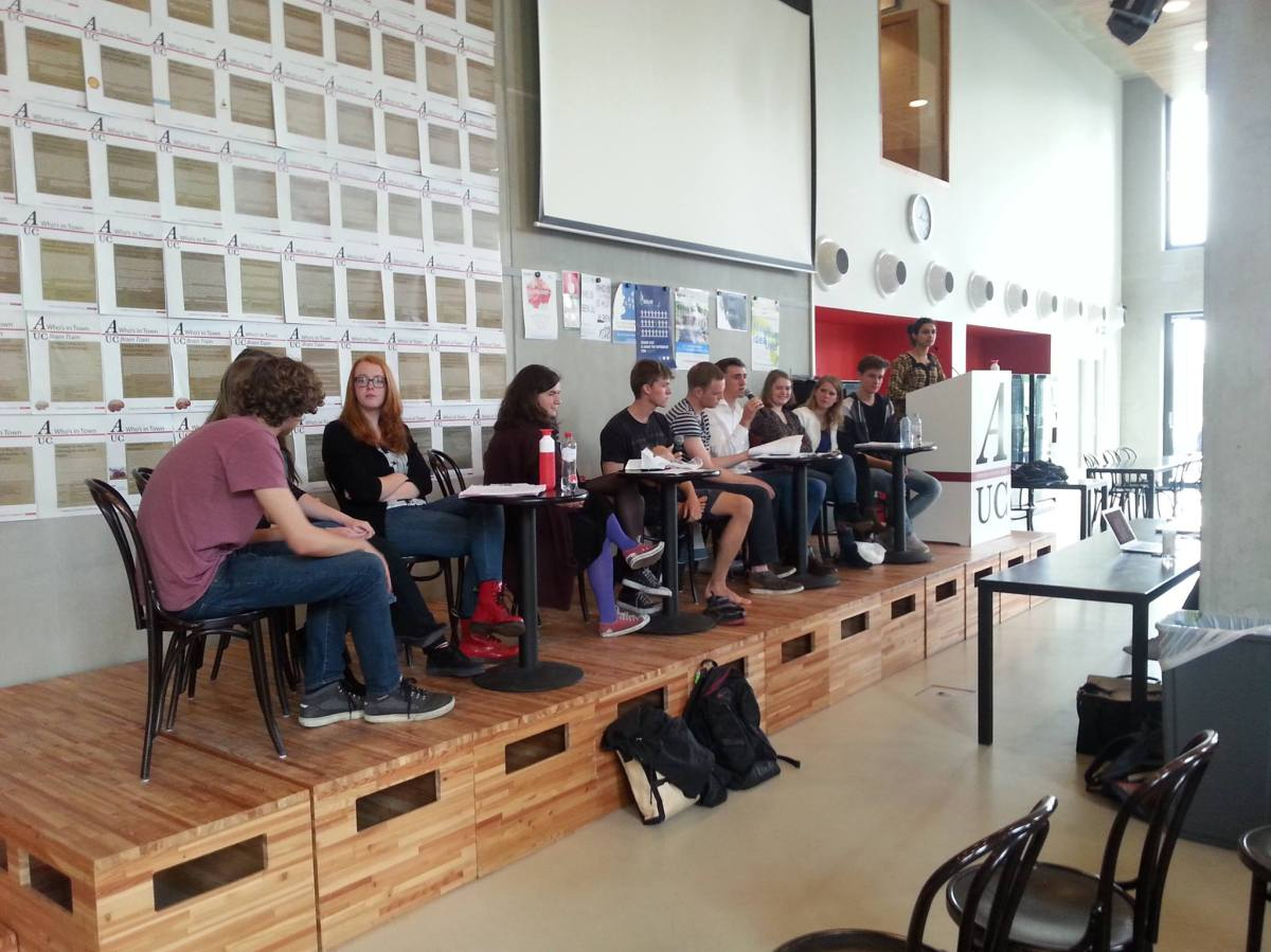 Student Council Elections Debate Promises Changes, Has More Candidates Than Ever