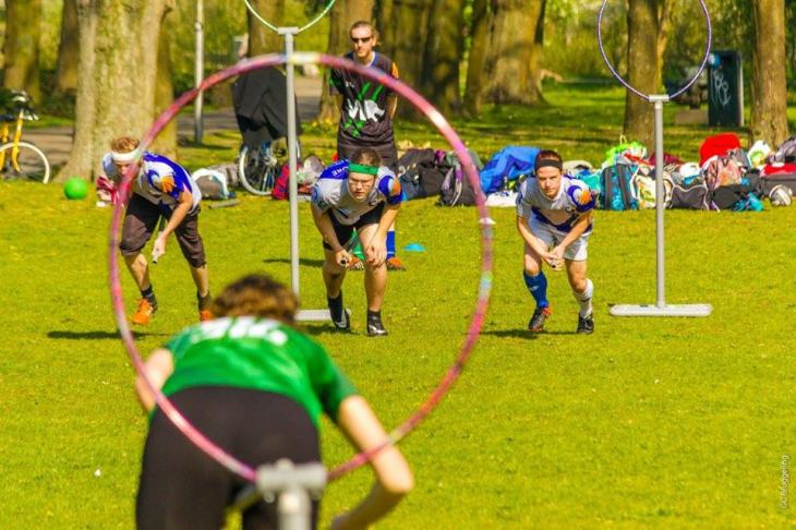 Quidditch photo 1