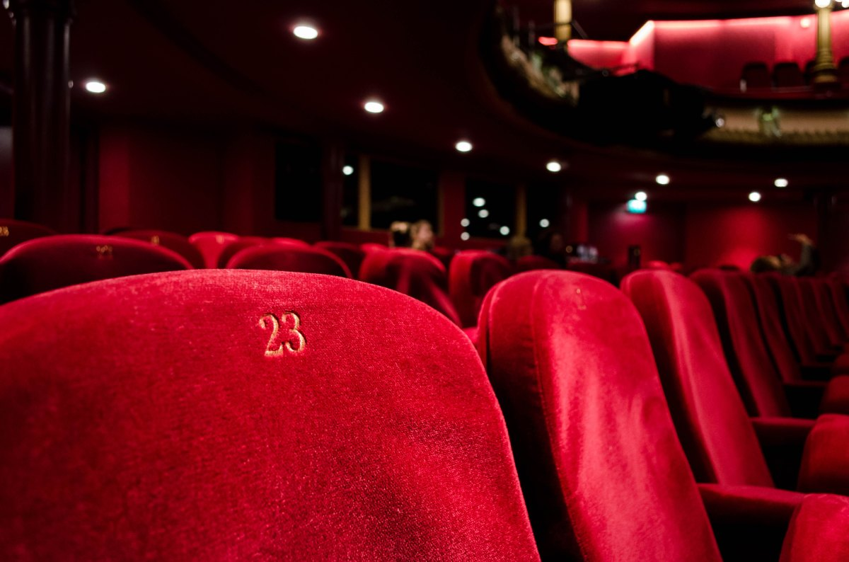Essentials for First-years and Beyond: Amsterdam Cinema Guide